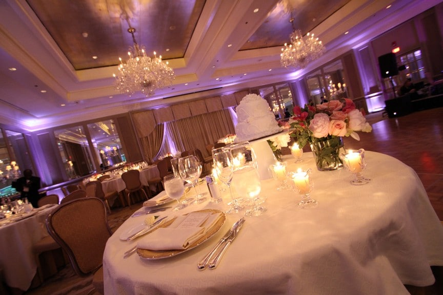 Wedding at Four Seasons