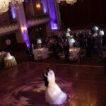 Wedding at the Park Plaza, Boston