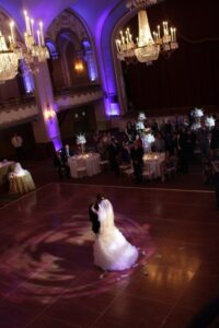 Wedding at the Park Plaza, Boston