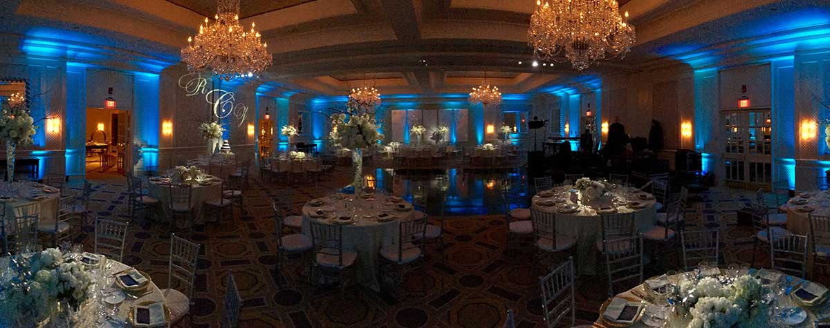 Event Lighting For Weddings Corporate
