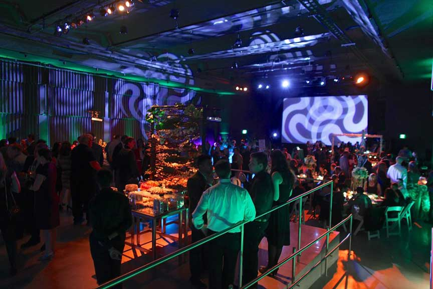 Corporate Event Lighting - Intelligent lighting