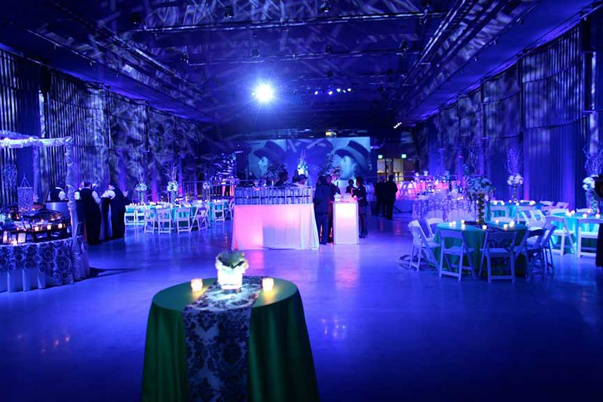 Corporate Lighting Boston Event Lighting