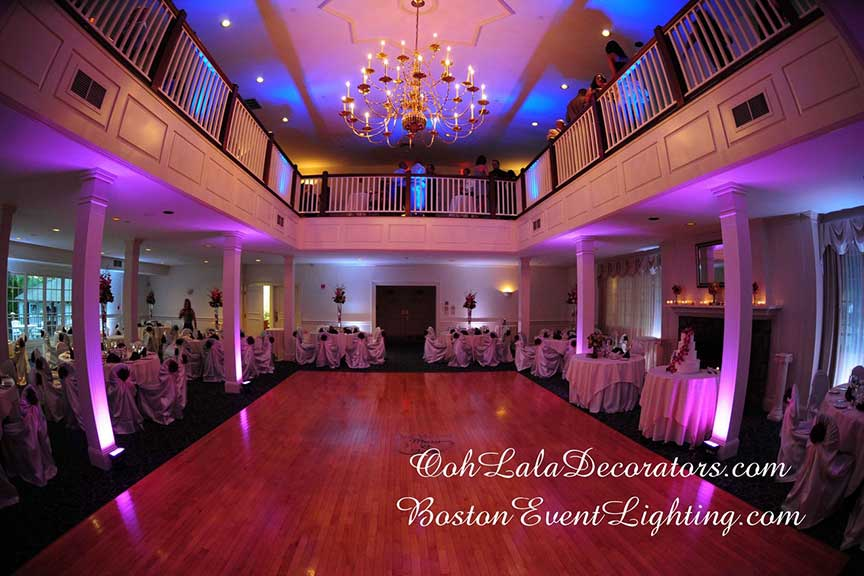 Vesper Country Club Wedding