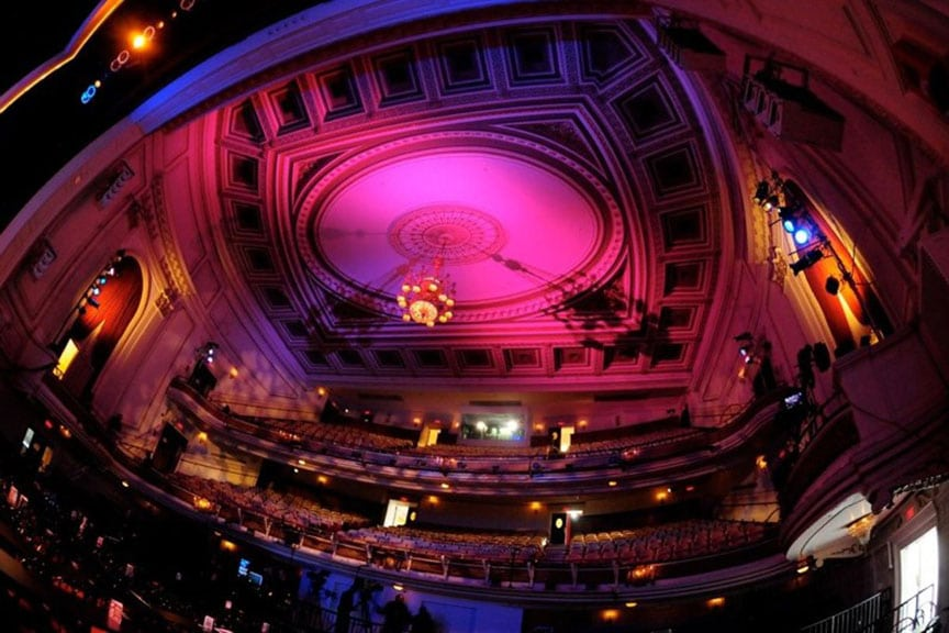 The Wilbur Theater - Boston