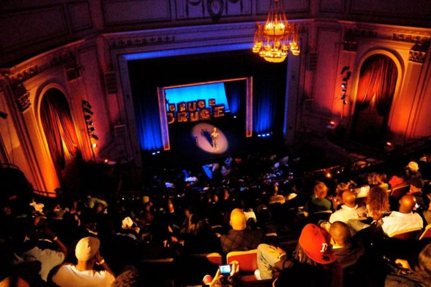 The Wilbur Theater - Boston